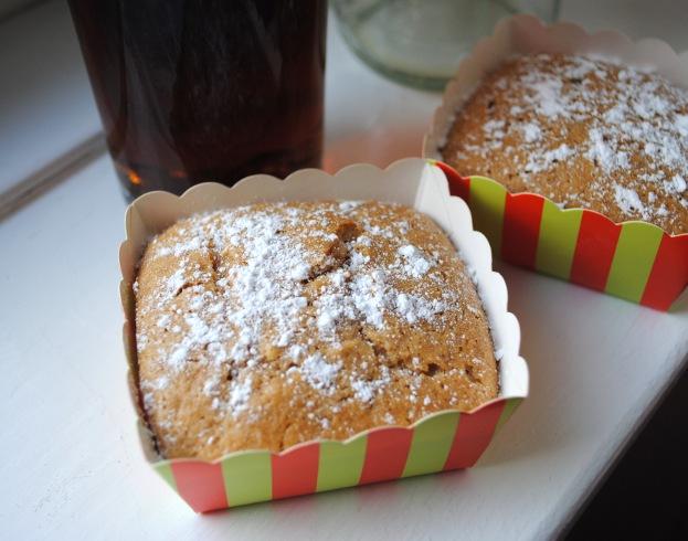 Ginger n Ale Cupcake