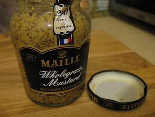 French Wholegrain Mustard