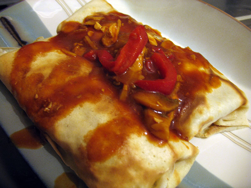 Sweet and Sour Pancakes