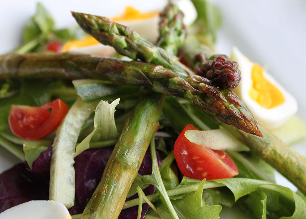 Asparagus Salad