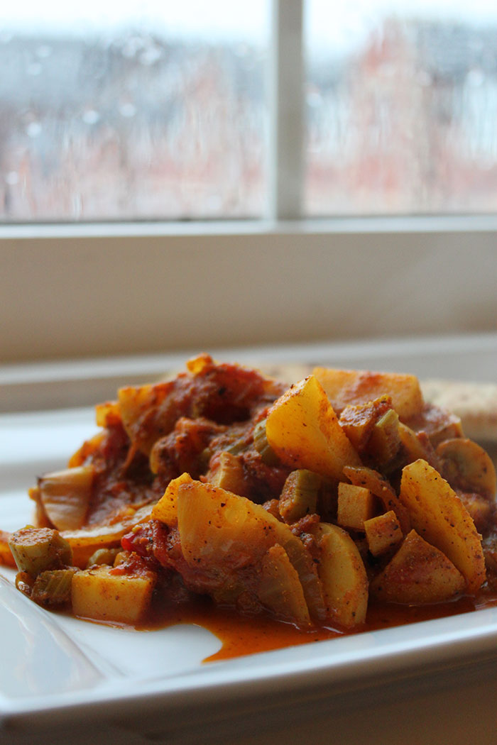 Vegetable Rogan Josh