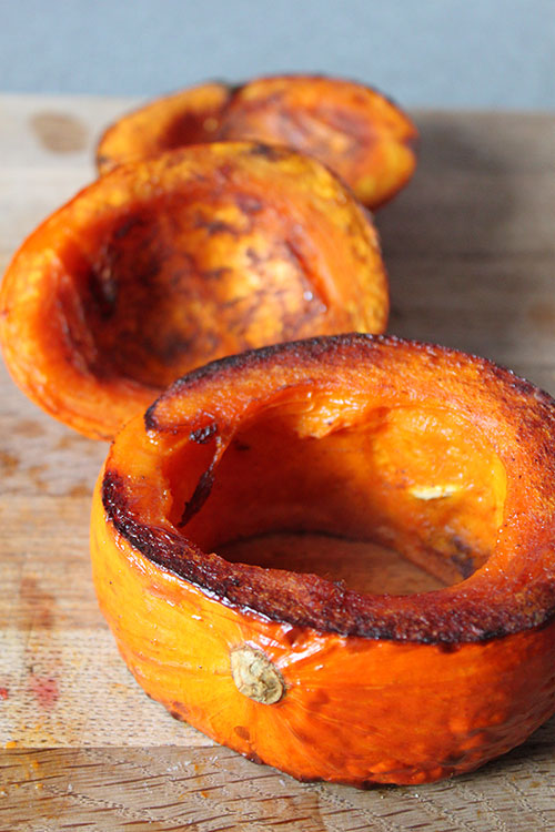 Roast Pumpkin Slices